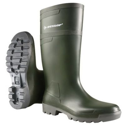 Dunlop Hobby-knielaars groen (O)