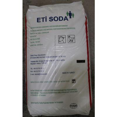 Natriumbicarbonaat, gezakt, 25 kg per zak