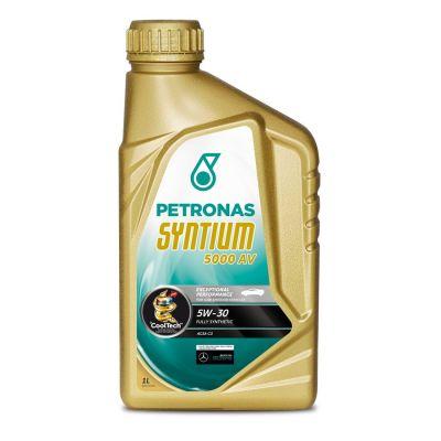 PETRONAS SYNTIUM 5000 AV 5W30 (5L) - personenwagenolie