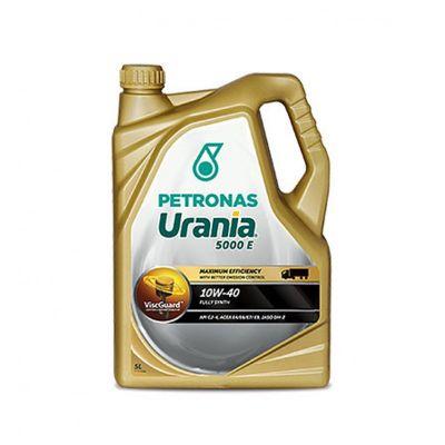 PETRONAS URANIA 5000 LSE 10W40 (20L) - motorolie HeavyDuty