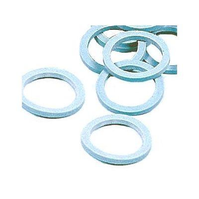 Ring voor kalverventiel dik (4mm) -BLAUW-