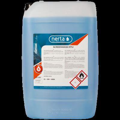 NERTA SCREEN WASH READY TO USE (25L) - ruitensproeiervloeistof