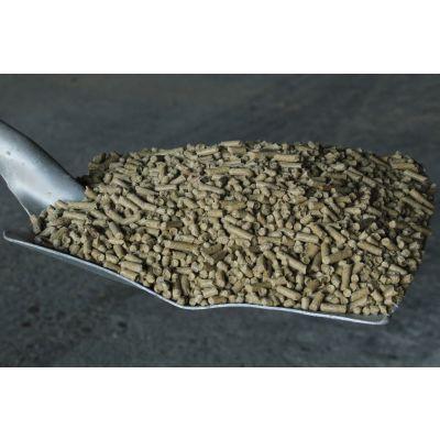 Sojahullenpellets, in bulk (bevat gebroken pellets en/of meel) Noord