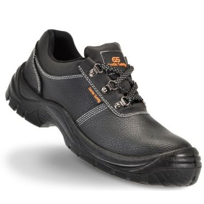 Werkschoen Walkmate BRUSSEL laag zwart+ kruipneus S3