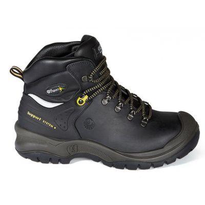 Werkschoenen Grisport 70416 LEER zwart- S3