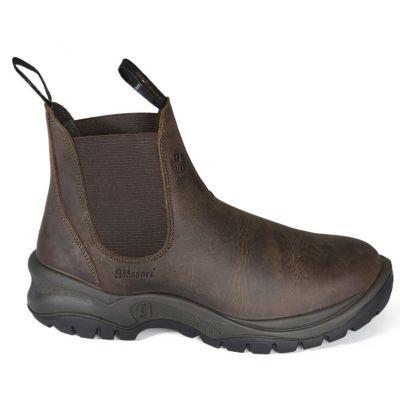 Werkschoenen Grisport 72457 Instap bruin- S3
