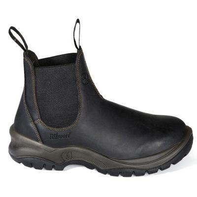 Werkschoenen Grisport 72457 Instap zwart- S3