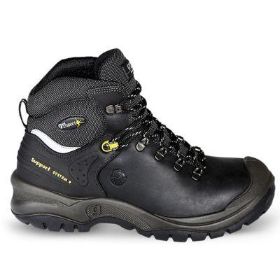 Werkschoenen Grisport 803 hoog zwart- S3
