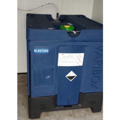 Zwavelzuur 94-98% voor de luchtwasser- 2400KG 2 IBC's