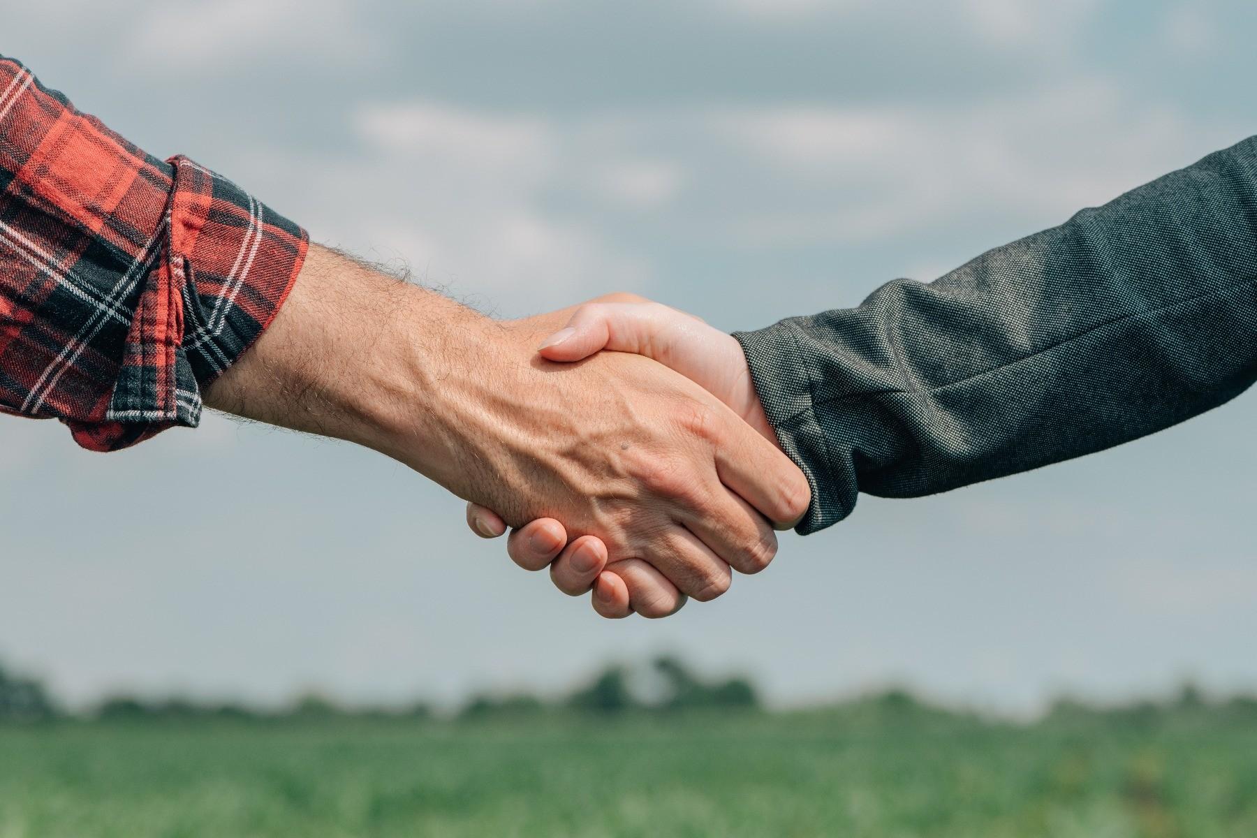 Voor en door agrarische ondernemers